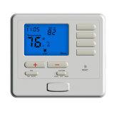 Affichage LCD numériques 24 V Thermostat de pièce de CVC pour climatiseur central