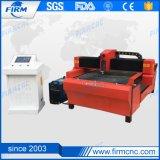 Equipo de la máquina del CNC del corte del plasma del metal de Jinan con el arqueamiento del comienzo