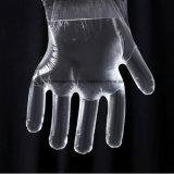 La barbacoa La preparación de alimentos máquina de fabricación de guantes desechables de PE