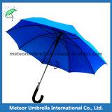 Couvercle en plastique étanches droites Non-Drip adulte ouvert parapluie automatique