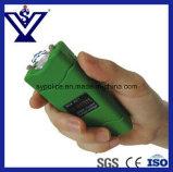 열쇠 고리 (SYSG-190)를 가진 소형 자기방위 플래쉬 등 Taser