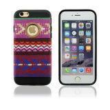 Teléfono celular móvil caso con tela