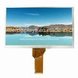 """Écran LCD 7 """"WVGA TFT avec panneau tactile résistif: ATM0700d8b-T"""