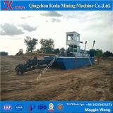 Het Uitbaggeren van het zand Machines, de Snijder Geleide Baggermachine van de Zuiging van het Zand