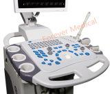 2018 4D más populares de la camilla ginecológica ecografía Doppler Color Máquina Yj-U80tplus