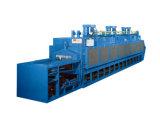 Fornace/forno automatici di trattamento termico cinghia della maglia/della fornace elettrica