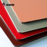 PVDF Coated orange, talk, Black Aluminum Composite panel