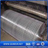 Treillis métallique soudé dans une Rolls
