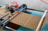 Saco não tecido eficiente elevado do bolso da tela que faz o preço da máquina