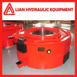 Cilindro hidráulico da pressão média com temperatura normal