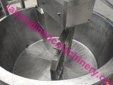 Aço inoxidável 500L queijo tornando o IVA