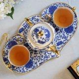 Porcelana china en el hogar de cerámica Europea con British High-Grade juego de té