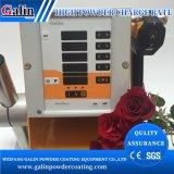 La capa del polvo/el aerosol/la alimentación manual electrostática del laboratorio/del rectángulo/la máquina mínima para la capa de metal