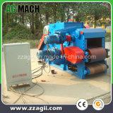 8-12 ton Hoge Chipper van de Trommel van de Dieselmotor van de Automatisering Houten