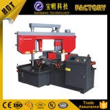 금속 절단 악대가 고품질 CNC에 의하여 자전하는 중국은 기계를 보았다