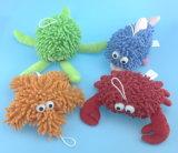 Peluche de animales de mar estrellas juguete de mascotas