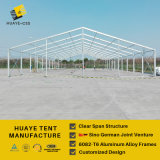 Ясный шатер венчания крыши с ясными стенами PVC стороны для сбывания (hy048g)