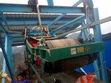 Systeem van de Separator van het Ijzer van Btk van de Fabrikant van China het Magnetische voor de Transportband van de Riem