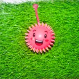 Smiling Face ball with Making sound Wobble dare Giggle