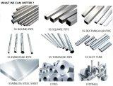 Sezione vuota opaca 10X30. dell'acciaio inossidabile dell'ANSI 304