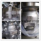 الغاز الصناعية شفة الفولاذ المقاوم للصدأ العائمة الكرة صمام