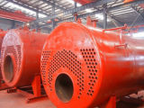 8ton Firetube Boiler Dissel Oil Fired