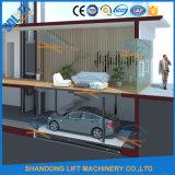 Гидравлический Лифт с шарнирным механизмом Car Show используется