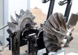 Macchina d'equilibratura per il ventilatore del rotore