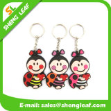 Soft PVC Eco-Friendly Rubber Keychain Productfor Décoration (SLF-KC047)