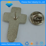 presente de promoção personalizado do pino de lapela de esmalte de metal de girassol