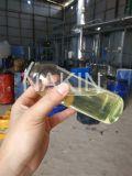 Resíduos de óleo do motor do carro preto do Sistema de Reciclagem muda de cor para Amarelo e Preto