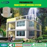 Het lichte Geprefabriceerd huis van het Ontwerp van het Huis van de Villa van de Structuur van het Staal Modulaire