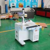 20W de Laser die van de vezel Machine voor Metalen merken