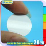13.56MHz MIFARE 고전적인 1K RFID PVC 디스크 꼬리표를 추적하는 기업