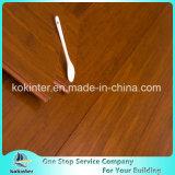 Plancher en bambou tissé par brin (teck) -1530*132*14mm sous l'utilisation de projet de promotion