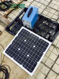 Het zonnedie Systeem van het Huis in China wordt gemaakt