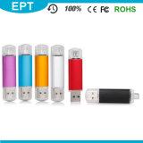 Melhor preço no atacado Mini OTG Unidade Flash USB de 4 GB (TJ127)