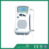 Venta caliente aprobada Doppler fetal ultrasónico Pocket portable barato médico (MT01007007) de CE/ISO