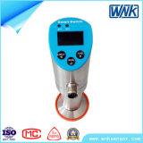 野菜オイルによって満たされるSanitary Pressure Transducerおよび330&degのSwitch; 回転