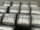 filo d'acciaio galvanizzato tuffato caldo di 1X7 5mm