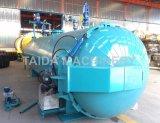 Elevador eléctrico de vapor da caldeira de vulcanização vulcanização da borracha
