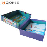 Коробка изготовленный на заказ печатание складная бумажная упаковывая для подарков