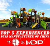 Parque Infantil Exterior Pesi Crianças Deslize o equipamento de Diversões