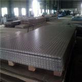 Placas de aço de Chekered do aço da Senhora carbono da alta qualidade para a construção