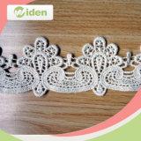 ナイロンおよび綿新しいデザイン項目綿の花の刺繍パッチ