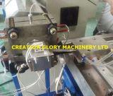 金の突き出る銀製の端バンディングテーププラスチック機械装置を作り出す