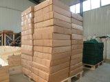 ISOのEn1177によって渡されるリサイクルされたゴム製タイル/幼稚園のゴム製マットのタイル/スポーツのゴム製フロアーリング