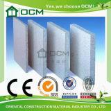 Placa material decorativa à prova de fogo do óxido de magnésio