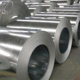Dx51d médio quente 1250mm de largura da bobina de aço galvanizado