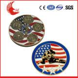 硬貨を押す昇進の安いカスタム金属